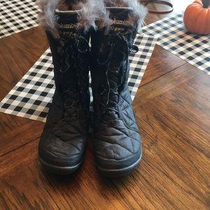 Columbia Waterproof Boots.